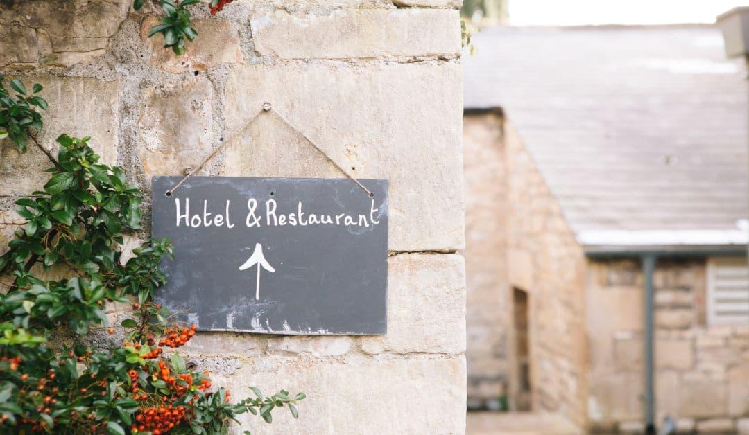 Handelsnaam hotel versus handelsnaam restaurant